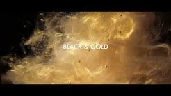Black & Gold Party Teaser at Martini Bar Brussels - May 14th 2015