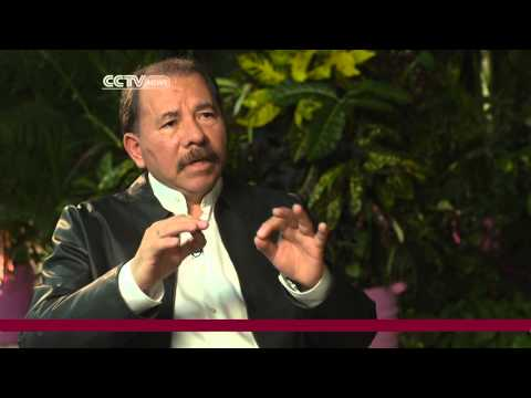 Nicaragua's Ortega on building his nation