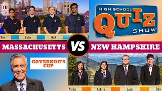 High School Quiz Show - Governor's Cup 2017: Massachusetts vs. New Hampshire (816)