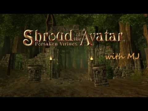 Shroud of the Avatar with MJ: Exploring Release 34