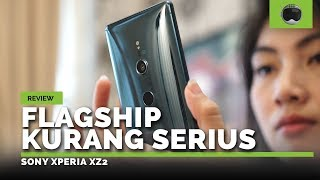 REVIEW SONY XPERIA XZ2 INDONESIA!