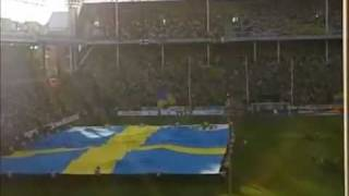 National anthems of Finland and Sweden