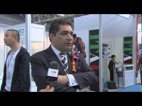 ISH China & CIHE 2014 - Interview with Italian Trade Commission (ICE)