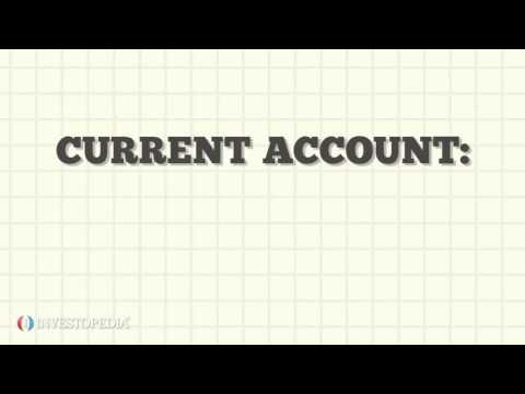 Meaning of Current Account.