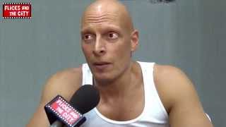 Game of Thrones Season 4 Thenn Warg Interview - Joseph Gatt