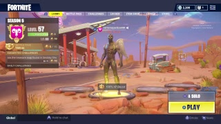 FORTNITE PRO BUILDER ROAD TOO TIER 100 GIVEAWAY AT 1000 SUBS