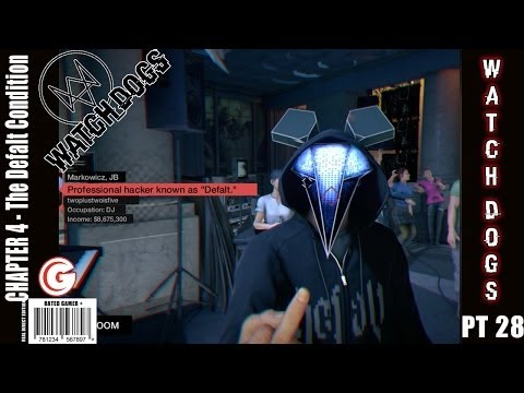 Watch Dogs Part 28 - Chapter 4 - The Defalt Condition