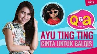 Video Cinta Ayu Ting Ting Untuk Bilqis download MP3, 3GP, MP4, WEBM, AVI, FLV September 2018