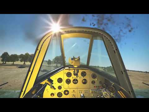 Il-2 Sturmovik Rockets vs Tanks
