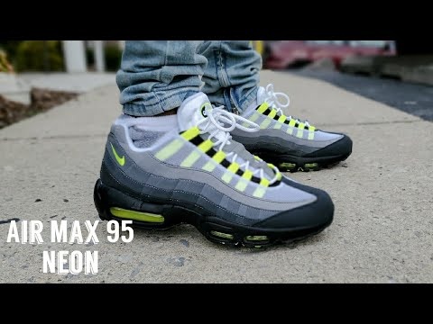 Air Max 95 Neon 2020 Unboxing & On Feet