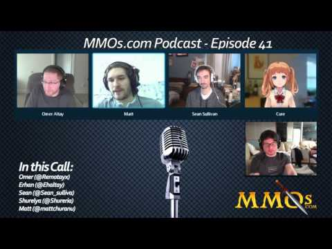 MMOs.com Podcast - Episode 41 - Black Desert, Indie Games, MMO Features, & More