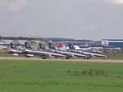 MAKS 2005 Aviation Exhibition
