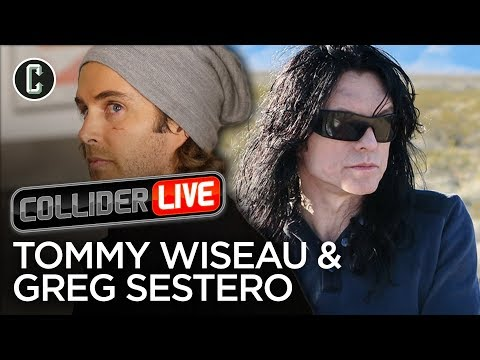 Tommy Wiseau !!!  Collider  #16