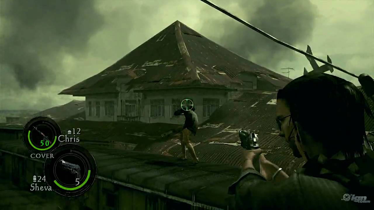 Resident Evil 5 (PC) Review