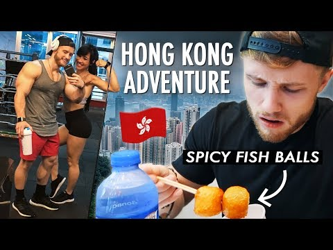 TRAVEL WITH US TO HONG KONG | Authentic Food Reviews