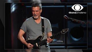 Luto no Rock: Eddie Van Halen morre aos 65 anos