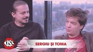 Despre Obiecte Ciudate - interviu cu Toma și Sergiu la Kiss FM
