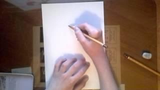 Homer Simpson drawing/Гомер симпсон  карандашом(, 2016-01-22T16:43:56.000Z)