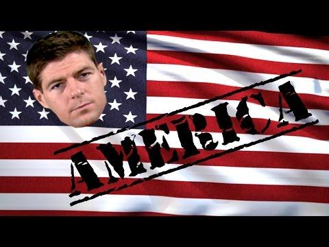 America by Steven Gerrard
