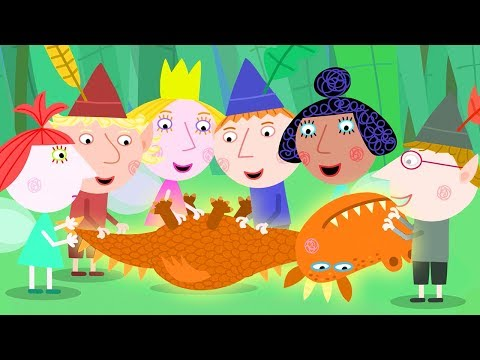 Ben And Holly's Little Kingdom 🐲 The Best Pet - Dave The Dragon 🐲 Cartoon For Kids