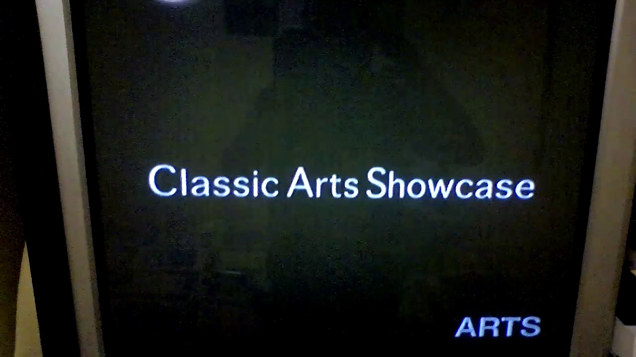 Classic Arts Showcase Id And Channel Description Information July 14th 2018 Usa Mx Broadcast Youtube