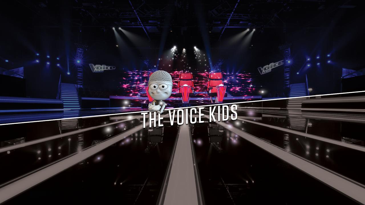 The Voice Kids Stream