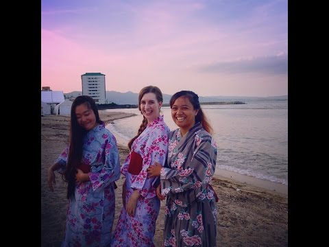 Study Abroad 2016 | Ritsumeikan Asia Pacific University (APU)