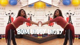 Bom Diggy -Zack Knight x Jasmin Walia | Dance cover | Aditi | Dancercise