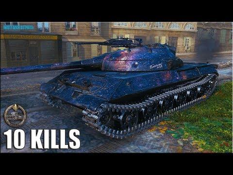 Аж руки вспотели 😅 Объекте 430У World of Tanks ✅