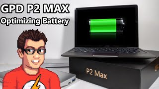 GPD P2 Max - Battery Life Optimizations And Understanding