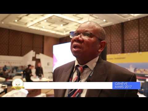 AFRICA CEO FORUM - Doing Business in Guinea : Interview de l'Ambassadeur Aly Diané