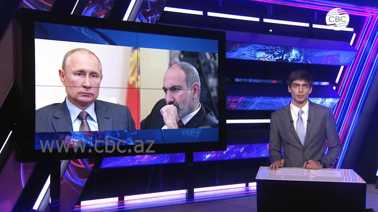 У Пашиняна не получилось добиться встречи с Путиным