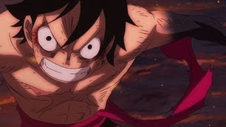 One Piece AMV - Never Surrender