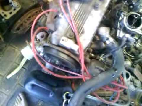4g32 1600 bench start youtube rh youtube com Mitsubishi 4G33 Timing Belt 4G32 Engine Parts