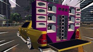 Pancadeixxon - Senta No Pau De Quebrada // Hilux Pancadão // 1080p ‹ Porto Gameplays ›