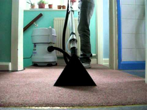 HOOVER Aquajet electronic S4488 carpet washing