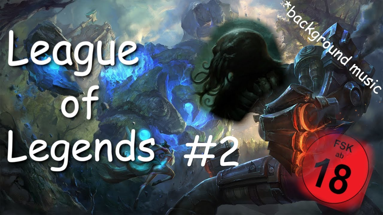 League Of Legends Fsk