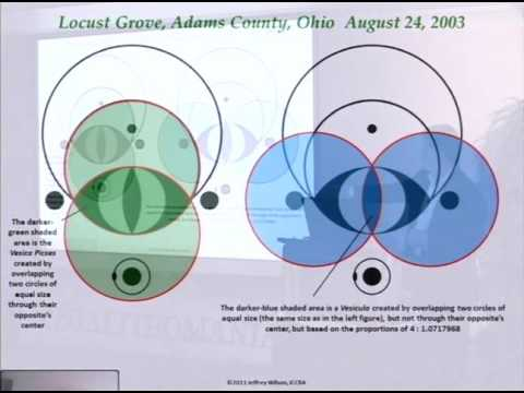 Jeffrey Wilson & Ross Hamilton: Crop Circles of America and Native Earthworks FULL LECTURE pt.2