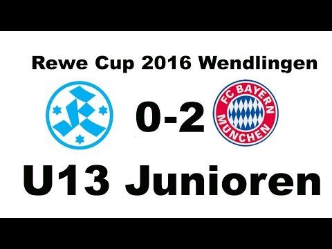 Stuttgarter Kickers 0-2 Bayern München