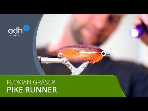 adh-fishing TV - Bindevideo 'Pike Runner' Hechtstreamer aus Snow Runner (Nayat) mit Florian Gräser