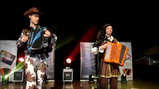 Damien POYARD & Cédric DEPRET.Medley 1 au bal masqué d'Avesnes le Comte.