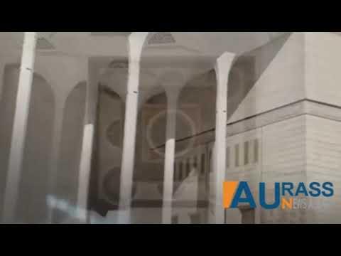 سائح عربي يوثق إنبهاره بمسجد الجزائر الأعظم