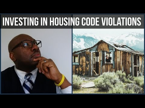 Investing in Housing Code Violations - How to Target your list