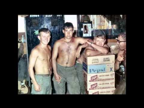 Vietnam War Music - Light My Fire