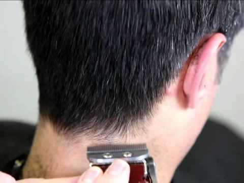men's clipper cutting - learn