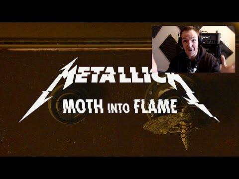 Metallica - Moth Into Flame Song/video Reaction