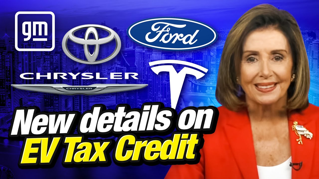 EV Tax Credit Update - The Battle Is On (Ep. 429)