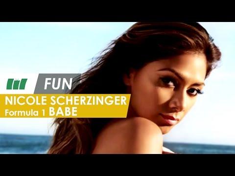 Formula 1 babe to follow: Nicole Scherzinger - Lewis Hamilton | F1 | FUN