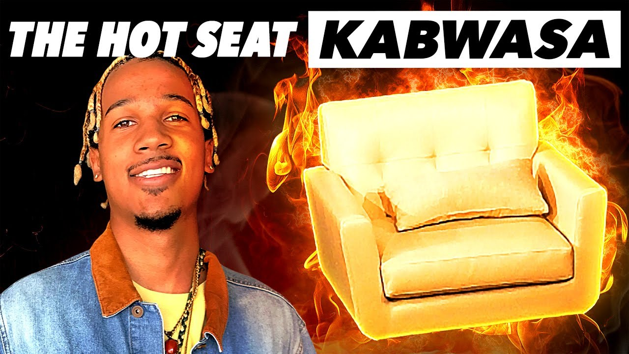 THE HOT SEAT with Kabwasa!
