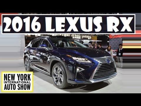 2016-lexus-rx,-live-at-2015-new-york-auto-show
